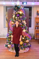 Deck The Halls - A Designer Holiday Tree Lighting at Housing Works Chelsea #21