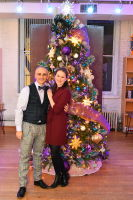 Deck The Halls - A Designer Holiday Tree Lighting at Housing Works Chelsea #25