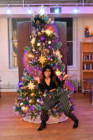 Deck The Halls - A Designer Holiday Tree Lighting at Housing Works Chelsea #29