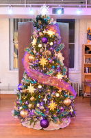 Deck The Halls - A Designer Holiday Tree Lighting at Housing Works Chelsea #3
