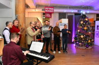 Deck The Halls - A Designer Holiday Tree Lighting at Housing Works Chelsea #42
