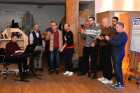 Deck The Halls - A Designer Holiday Tree Lighting at Housing Works Chelsea #39