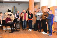 Deck The Halls - A Designer Holiday Tree Lighting at Housing Works Chelsea #41