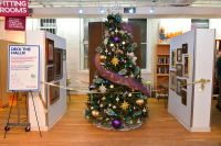Deck The Halls - A Designer Holiday Tree Lighting at Housing Works Chelsea #50
