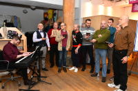 Deck The Halls - A Designer Holiday Tree Lighting at Housing Works Chelsea #73