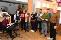 Deck The Halls - A Designer Holiday Tree Lighting at Housing Works Chelsea #78
