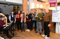 Deck The Halls - A Designer Holiday Tree Lighting at Housing Works Chelsea #74
