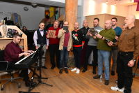 Deck The Halls - A Designer Holiday Tree Lighting at Housing Works Chelsea #80