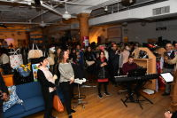 Deck The Halls - A Designer Holiday Tree Lighting at Housing Works Chelsea #81