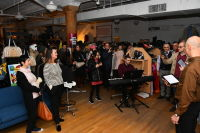 Deck The Halls - A Designer Holiday Tree Lighting at Housing Works Chelsea #90