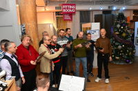 Deck The Halls - A Designer Holiday Tree Lighting at Housing Works Chelsea #82