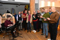 Deck The Halls - A Designer Holiday Tree Lighting at Housing Works Chelsea #88