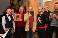 Deck The Halls - A Designer Holiday Tree Lighting at Housing Works Chelsea #86