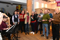 Deck The Halls - A Designer Holiday Tree Lighting at Housing Works Chelsea #92