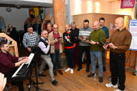 Deck The Halls - A Designer Holiday Tree Lighting at Housing Works Chelsea #91