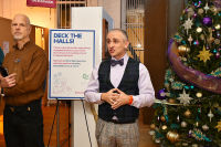 Deck The Halls - A Designer Holiday Tree Lighting at Housing Works Chelsea #93