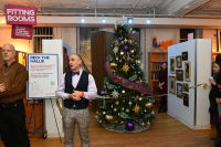 Deck The Halls - A Designer Holiday Tree Lighting at Housing Works Chelsea #100
