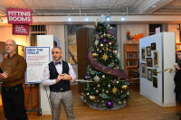 Deck The Halls - A Designer Holiday Tree Lighting at Housing Works Chelsea #96