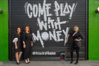 Stacks House - A Revolutionary Pop-Up Museum Promoting Women's Financial Literacy #14