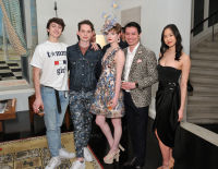 American Ballet Theatre Junior Council Color Party and Trunk Show #53