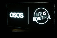 ASOS + LIFE IS BEAUTIFUL Launch Event #9