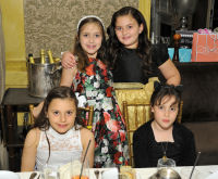 Hyacinth Cornelia Heinemann Celebrates Her First Communion at The Carlyle Hotel #11