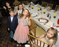 Hyacinth Cornelia Heinemann Celebrates Her First Communion at The Carlyle Hotel #51
