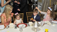 Hyacinth Cornelia Heinemann Celebrates Her First Communion at The Carlyle Hotel #59