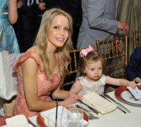 Hyacinth Cornelia Heinemann Celebrates Her First Communion at The Carlyle Hotel #60