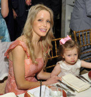Hyacinth Cornelia Heinemann Celebrates Her First Communion at The Carlyle Hotel #61