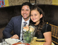 Hyacinth Cornelia Heinemann Celebrates Her First Communion at The Carlyle Hotel #62