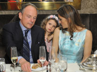 Hyacinth Cornelia Heinemann Celebrates Her First Communion at The Carlyle Hotel #79