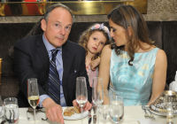 Hyacinth Cornelia Heinemann Celebrates Her First Communion at The Carlyle Hotel #80