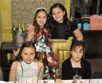 Hyacinth Cornelia Heinemann Celebrates Her First Communion at The Carlyle Hotel #86