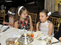 Hyacinth Cornelia Heinemann Celebrates Her First Communion at The Carlyle Hotel #87