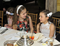Hyacinth Cornelia Heinemann Celebrates Her First Communion at The Carlyle Hotel #88