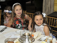 Hyacinth Cornelia Heinemann Celebrates Her First Communion at The Carlyle Hotel #89