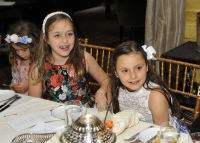 Hyacinth Cornelia Heinemann Celebrates Her First Communion at The Carlyle Hotel #90