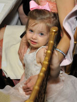 Hyacinth Cornelia Heinemann Celebrates Her First Communion at The Carlyle Hotel #101