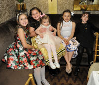 Hyacinth Cornelia Heinemann Celebrates Her First Communion at The Carlyle Hotel #102