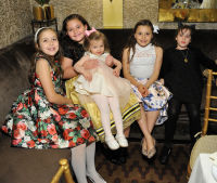 Hyacinth Cornelia Heinemann Celebrates Her First Communion at The Carlyle Hotel #103