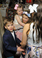 Hyacinth Cornelia Heinemann Celebrates Her First Communion at The Carlyle Hotel #124