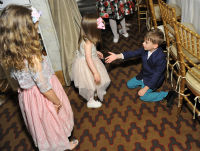 Hyacinth Cornelia Heinemann Celebrates Her First Communion at The Carlyle Hotel #125