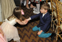 Hyacinth Cornelia Heinemann Celebrates Her First Communion at The Carlyle Hotel #127