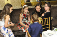 Hyacinth Cornelia Heinemann Celebrates Her First Communion at The Carlyle Hotel #138