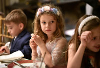 Hyacinth Cornelia Heinemann Celebrates Her First Communion at The Carlyle Hotel #183