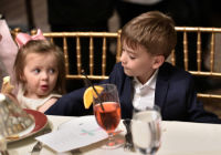 Hyacinth Cornelia Heinemann Celebrates Her First Communion at The Carlyle Hotel #185