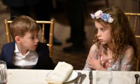Hyacinth Cornelia Heinemann Celebrates Her First Communion at The Carlyle Hotel #188