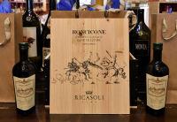 Rediscover Chianti Classico with Wine Legends Michael Mondavi and Baron Francesco Ricasoli #180