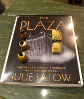 The Plaza: The Secret Life of America's Most Famous Hotel book launch #135